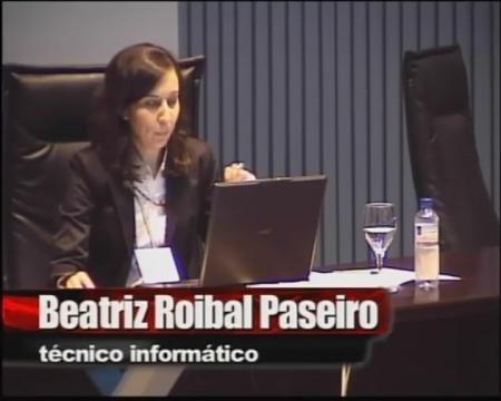 Beatriz Roibal Paseiro. Técnico Informático. - Aforro e eficiencia enerxética